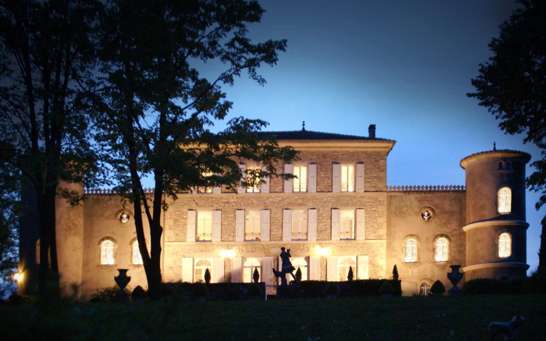 Soirée d'exception au Château Chavagnac
