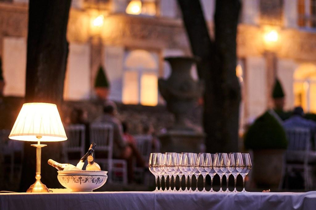 dégustation de vin chateau Chavagnac