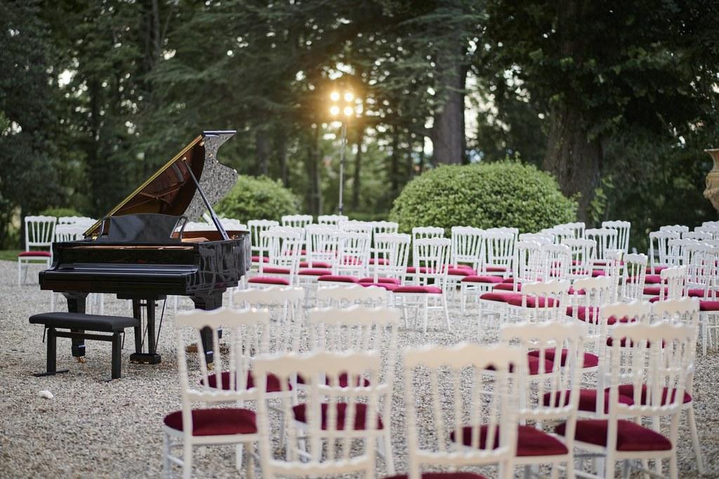 concert lyrique au chateau