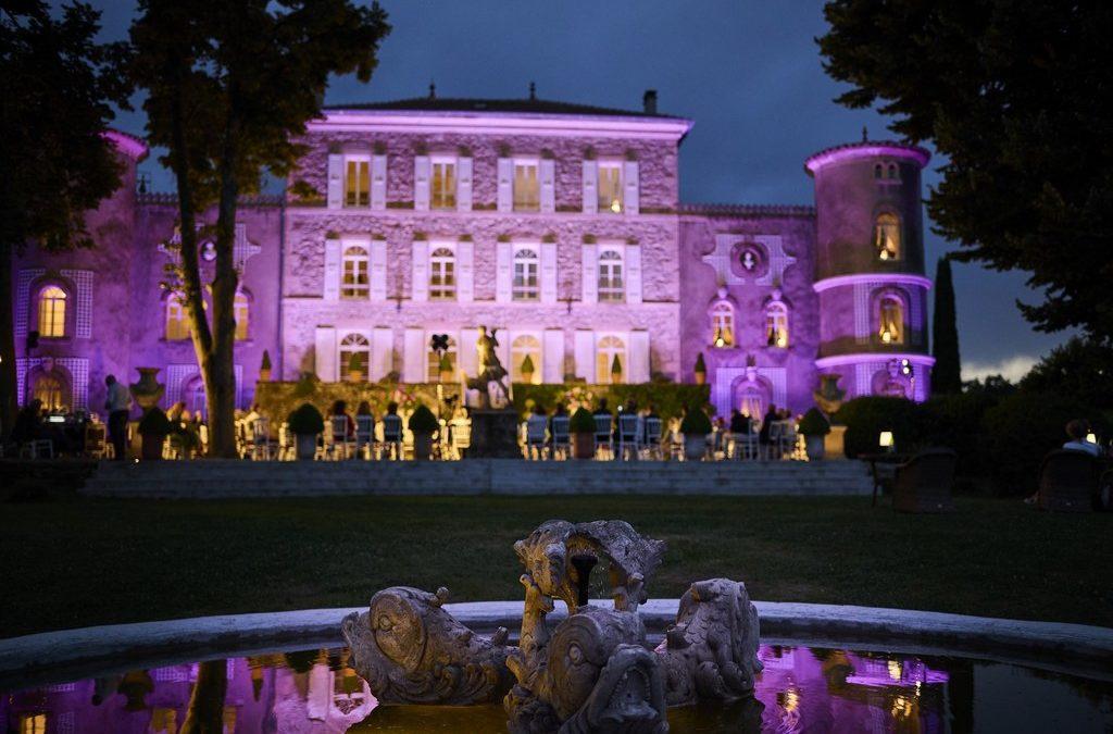 Une soirée magique au Château Chavagnac !