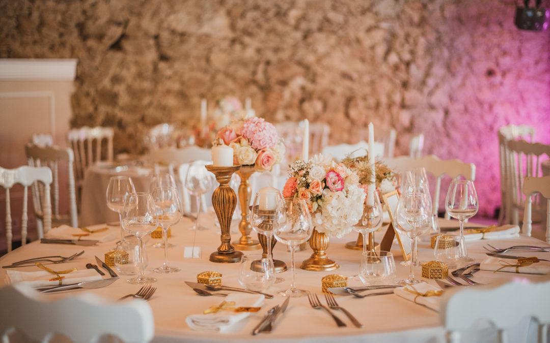 Se dire «Oui» au Château Chavagnac et vivre des instants inoubliables !